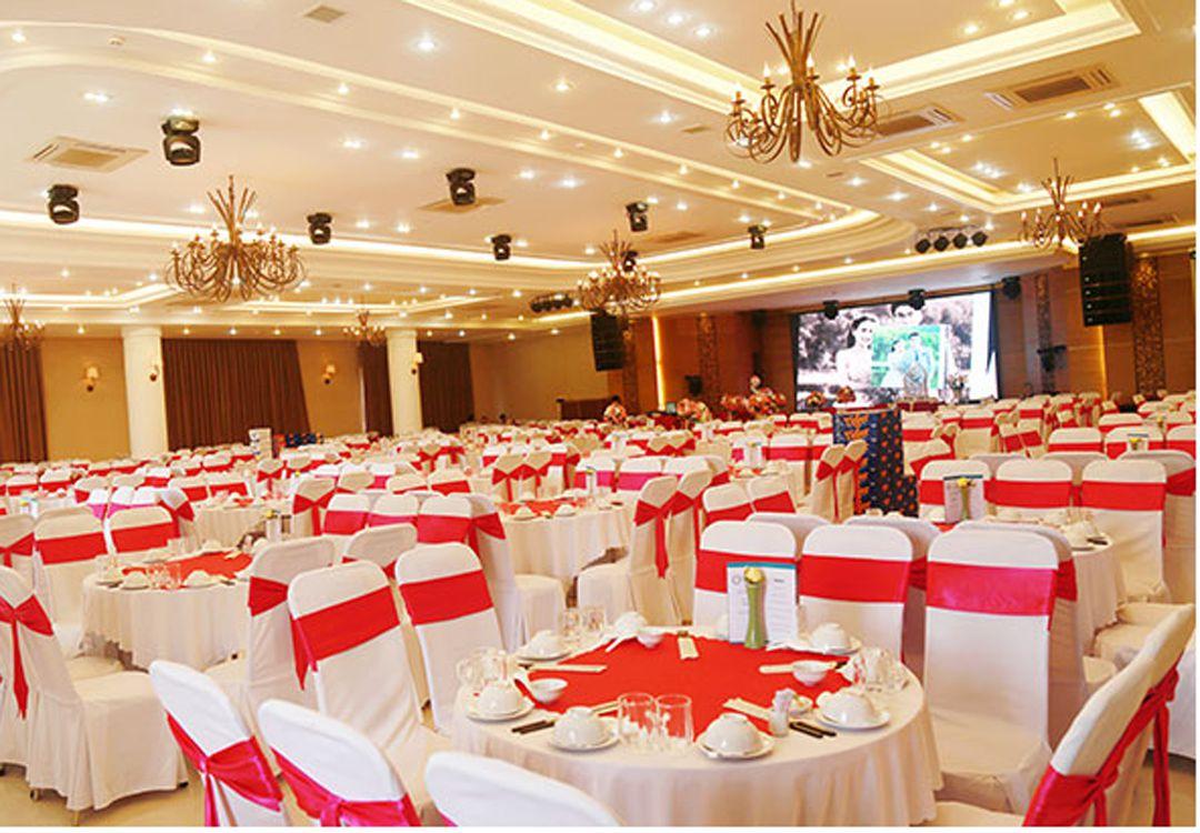 Lắp đặt âm thanh nhà hàng tiệc cưới chuyên nghiệp | Tiết kiệm 10%