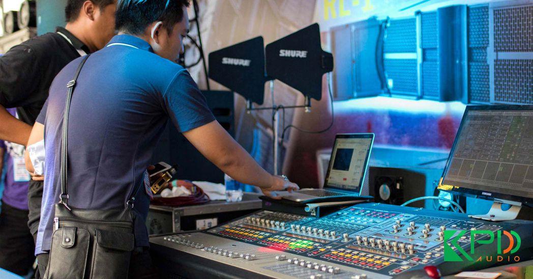 Cách đấu nối mixer với các thiết bị khác từ A - Z cho NEWBIE