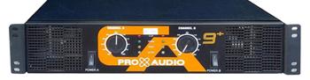 Cục đẩy Crest Audio CA9+, 64 sò, thiết kế nhỏ gọn