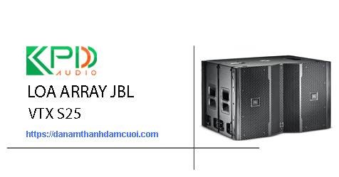 Loa Array JBL VTX S25