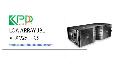 Loa Array JBL VTX V25-II-CS