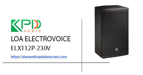 Loa Electrovoice ELX112P-230V