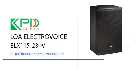 Loa Electrovoice ELX115-230V