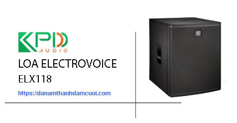 Loa Electrovoice ELX118