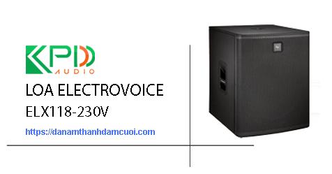 Loa Electrovoice ELX118-230V
