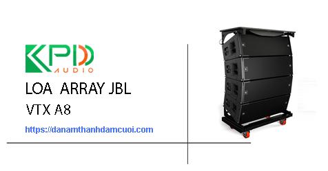 Loa Array JBL VTX A8