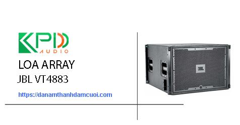 Loa Sub Array JBL VT4883