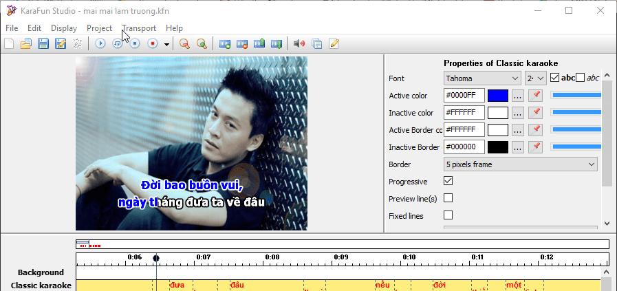 Phần mềm làm KaraokeKarafun Studio