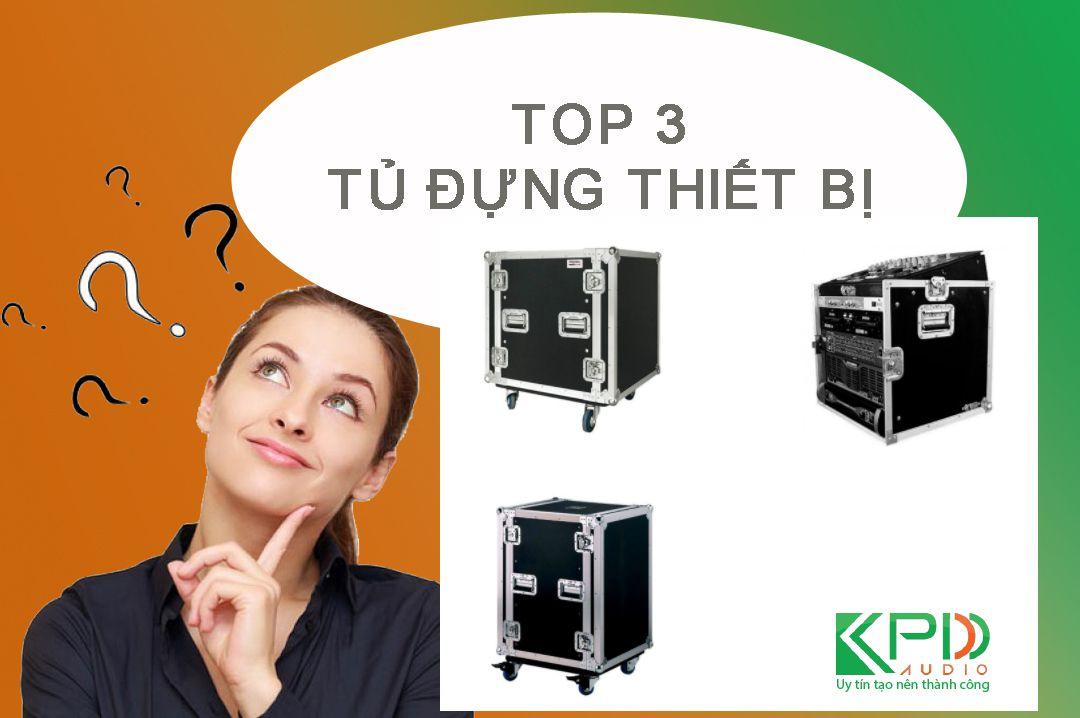 TOP #3 tủ đựng thiết bị âm thanh tốt nhất cho dàn âm thanh