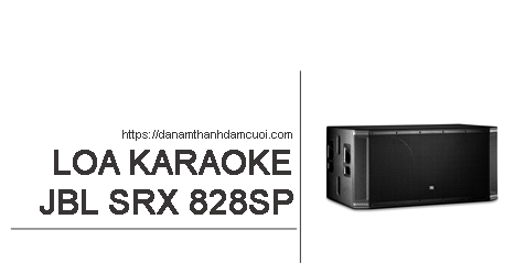 Loa JBL SRX 828SP