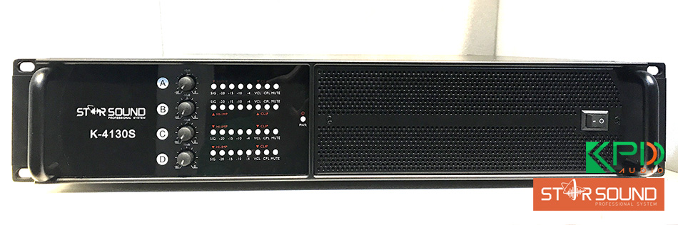 Cục đẩy Star Sound K-4130P
