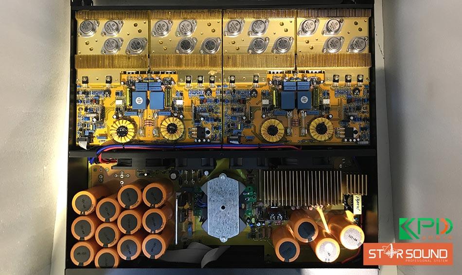 Bên trong của cục đẩy Star Sound K-4130P