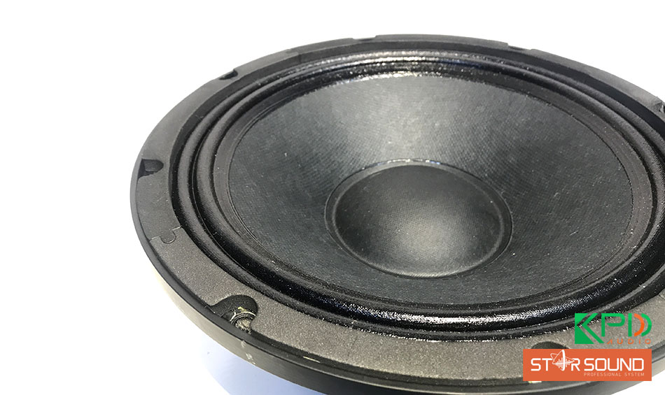 Chi tiết về bass loa array Star sound LA110