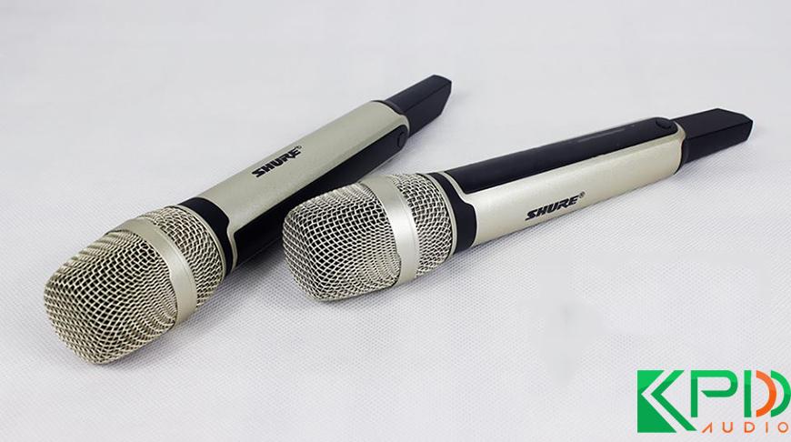 Micro karaoke không dây Shure UR 3600