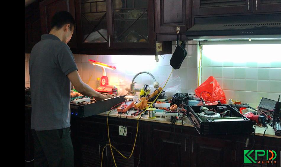 Sửa cục đẩy công suất uy tín tại Hà Nội