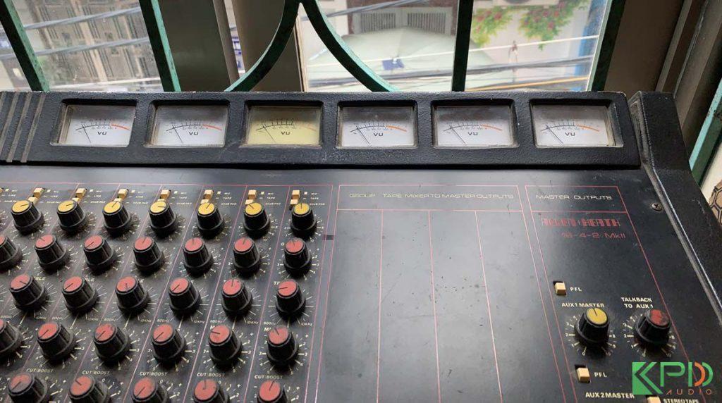 Địa chỉ sửa chữa mixer uy tín