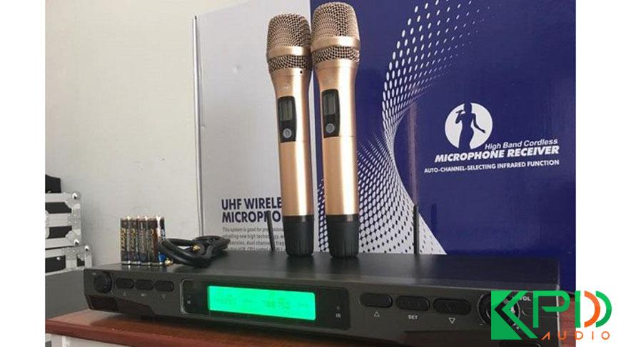 KBS BS7100 Micro không dây giá rẻ tại Hà Nội