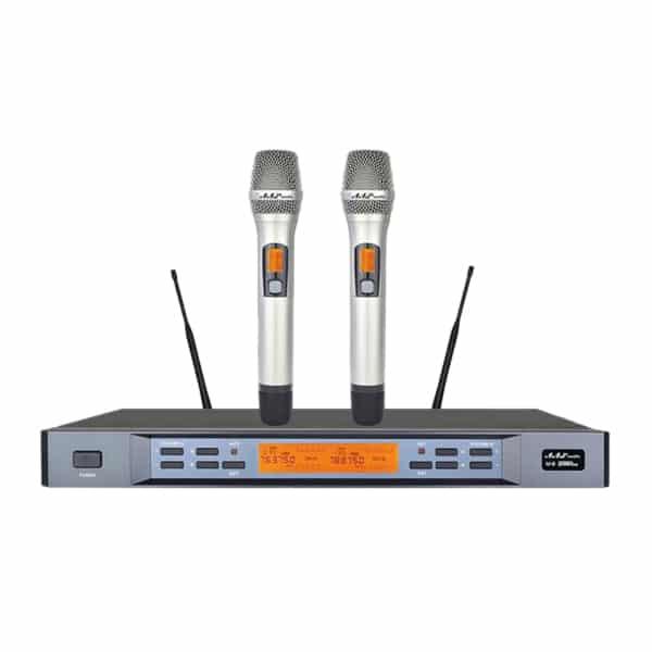 Micro không dây dành cho ca sĩ chuyên nghiệp AAP M8