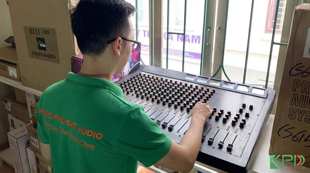 sửa mixer giá rẻ tại hà nội
